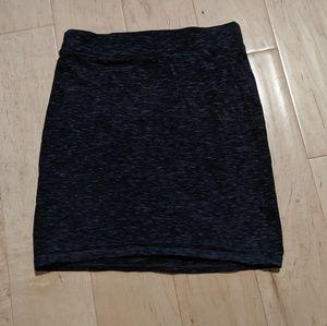 H&M Basic Miniskirt
